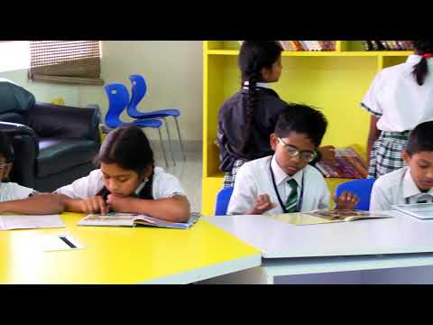 DPSS HYDERABAD----STUDENTS READING BOOKS IN A LIBRARY