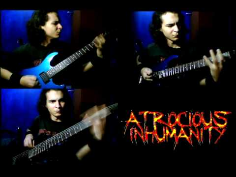 Atrocious Inhumanity - Placed In A Womb (instrumental) HD