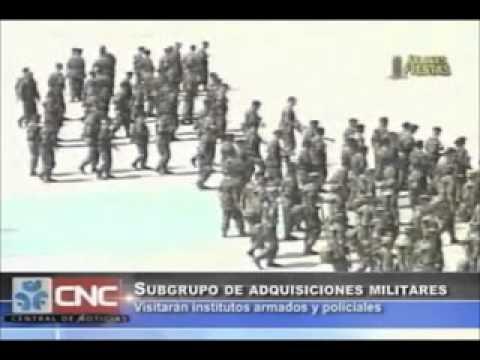 Grupo del Congreso Peruano en Adquisiciones Militares