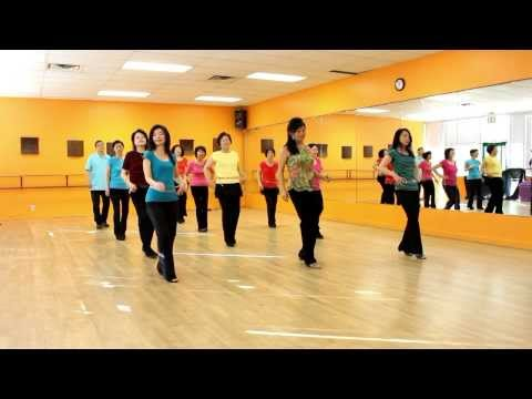 Alabama Boy – Line Dance (Dance & Teach in English & 中文)