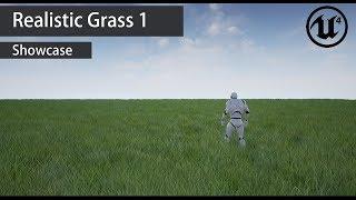 Realistic Grass 1