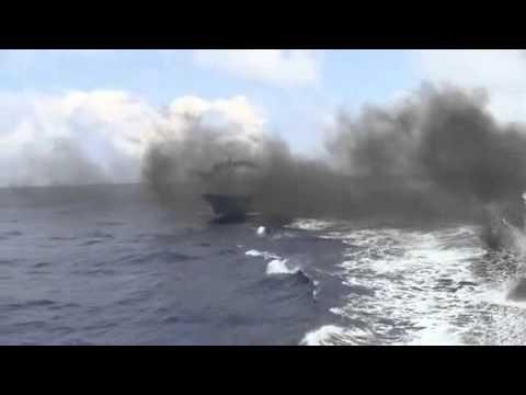 尖閣諸島沖での中国漁船衝突事件のビデオ映像が流出