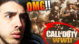 CALL OF DUTY WW2 - IL NUOVO COD?!