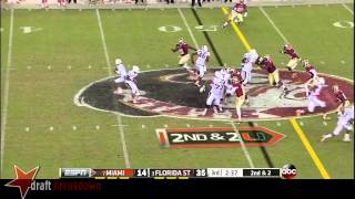 Stephen Morris vs Florida St (2013)
