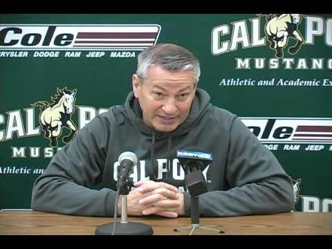 Cal Poly Men's Basketball Head Coach Joe Callero