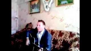 Борис Злобин  поёт песню Золото