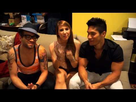 ¡Estephy y Chino & Nacho saludan a Onda Cero!