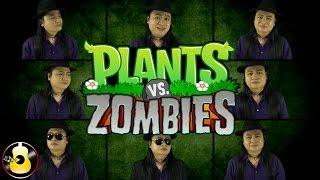Plants vs. Zombies - Grasswalk Acapella (Daytime Theme) || String Player Gamer