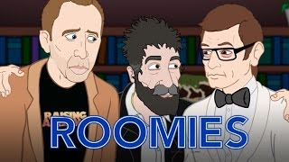 Cage & Goldblum: Roomies, Season 2, Episode 2 Jurassic Park by JoBlo Movie Trailers