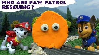 Who are Paw Patrol Rescueing