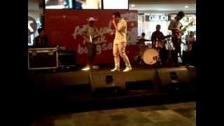 Guntur Simbolon - tanah airku at EX mall, festivalanakbangsa 26102012