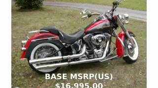 8. 2006 Harley-Davidson Softail Deluxe - Review & Specification