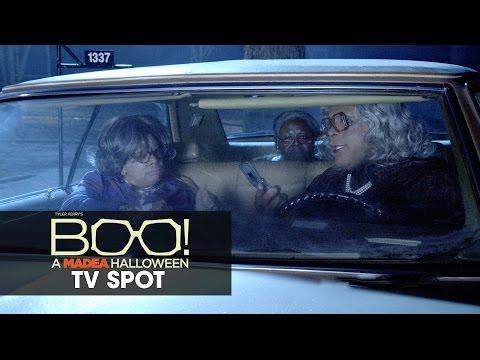 Boo! A Madea Halloween (TV Spot 'Recording')