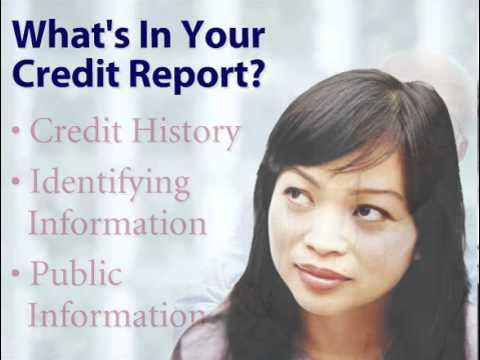 The Importance of a Mortgage Credit Report