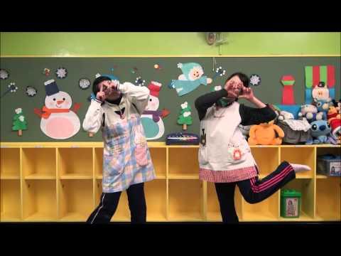 ともべ幼稚園「手遊び・歌遊びVOL.79 まっかないちご」