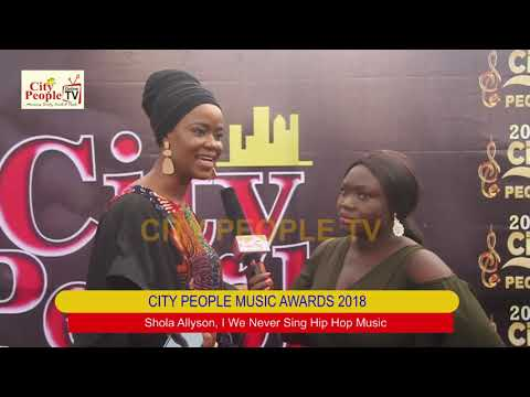 Hear What Shola Allyson Says About Her Career