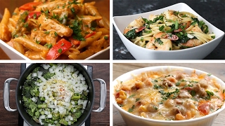8 One-Pot Pastas by Tasty