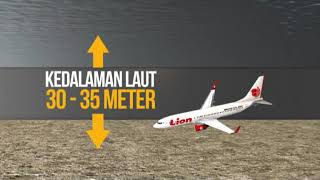 Video Gambaran bagaimana pesawat Lion Air JT610 terhempas MP3, 3GP, MP4, WEBM, AVI, FLV November 2018