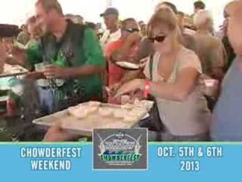 Chowderfest Weekend 2013