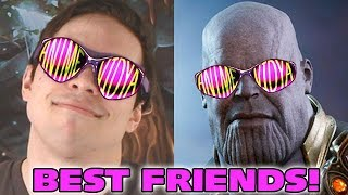 Video Avengers: Infinity War or: How I Learned to Stop Worrying and Love Thanos - WIAGW MP3, 3GP, MP4, WEBM, AVI, FLV Mei 2018