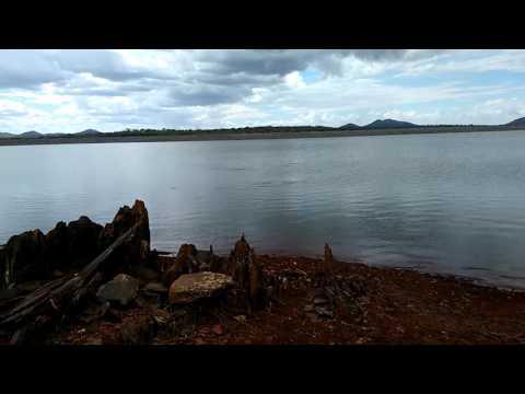 Barragem de Terra Nova, transposição do São Franci