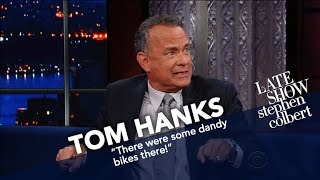 Video Tom Hanks Went Yachting With The Obamas And Oprah MP3, 3GP, MP4, WEBM, AVI, FLV Mei 2018