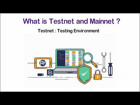 Difference between Mainnet and Testnet in the Blockchain Industry