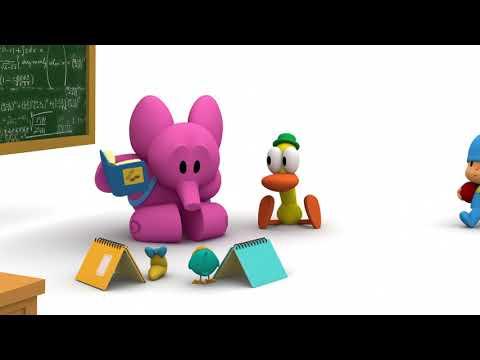 Let's Go Pocoyo: Pocoyo va al colegio (S03E47)