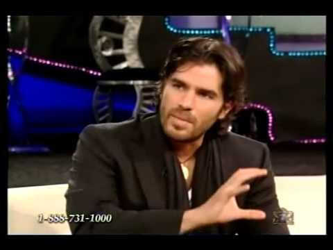Eduardo Verastegui on TBN Christian Testimony