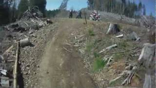 5. KTM 300 EXC 2004