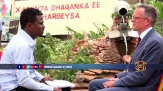 Danjiraha Dalka UK Ee  Soomaaliya Oo Ka digay In Doorashada Somaliland Dib U Dhacdo Kale Ku Yimado