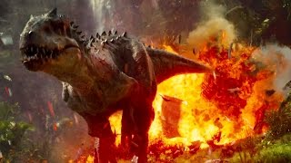 JURASSIC WORLD Official Trailer # 2