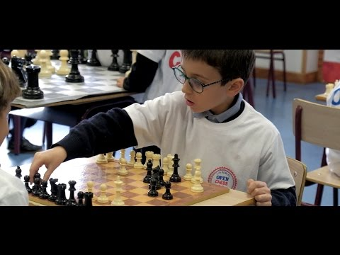 Open Chess Los Robles