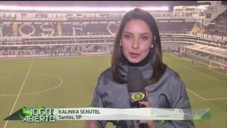 Ontem (19), o Santos venceu a Chapecoense por 1 a 0 em seus domínios com gol do argentino Vecchio.