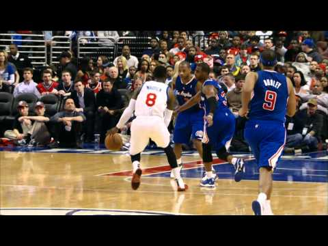 Video: Tony Wroten's Over the Shoulder Assist to Evan Turner