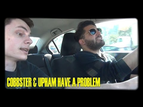 Cobbster & Upham Have A Problem (Behind-the-Scenes)