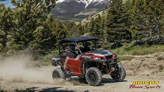 5. 2019 Polaris® GENERAL® 1000 EPS Deluxe For Sale in Lincoln Park, MI | Bright Power Sports