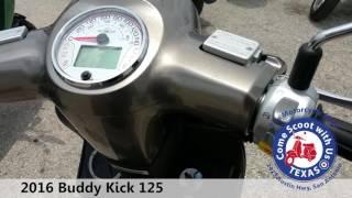10. 2016 Buddy Kick 125