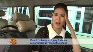 Mẹo Xử Lý Khi Say Tàu Xe Những Ngày đầu Năm - Vui Sống Mỗi Ngày [VTV3 - 07.02.2014]
