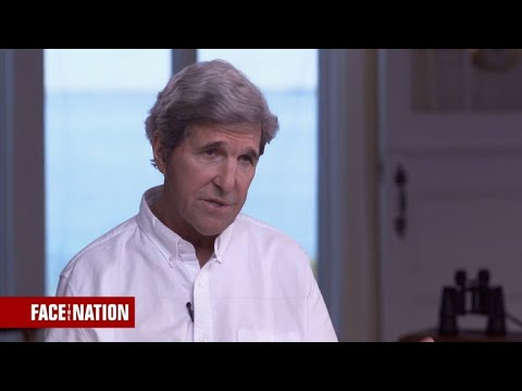 Full interview: former Secretary of State John Kerry