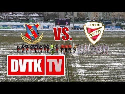 9. forduló: Vác - DVTK 0-1 (0-1)