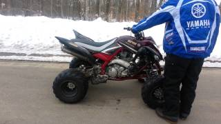 8. For Sale 2009 Yamaha Raptor 700R SE $6200 MN