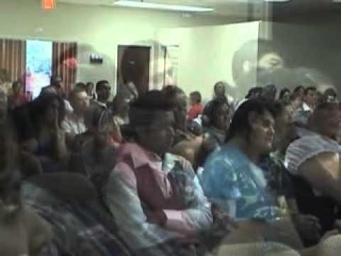 Dr. Dario Salas en Iglesia Torre Fuerte