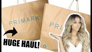 Video PRIMARK IS LIT, YOU SHOULD WATCH THIS | HUGE TRY ON HAUL MP3, 3GP, MP4, WEBM, AVI, FLV Januari 2018