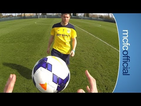 Video: MYSTERY GUEST James Milner and who? | POV Training