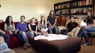 Coldplay Medley - Contraponto (a cappella)