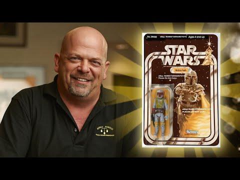 Rarest Star Wars Items On Pawn Stars