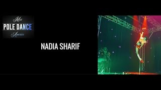 Nadia Sharif's competition act from Miss Pole Dance America 2016 in Nashville, TN. Miss Pole Dance America is the combination of a modern-day showgirl and ...