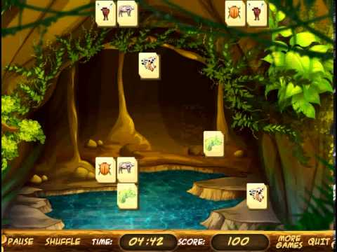 Video of Wild Africa Mahjong Free