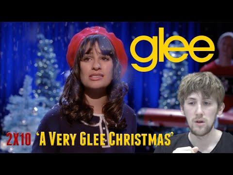Glee Season 2 Episode 10 - 'A Very Glee Christmas' Reaction